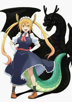 Tohru-kobayashi maid dragón