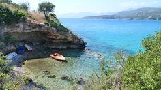Discover the world through photos. Corfu, Crete, Santorini Villas, Myconos, Peaceful Places, Greek Islands, Greece Travel, Places Ive Been, Beaches