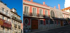 After Venice, #Lisbon is probably the city with the most abandoned palaces in Europe