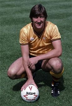 Billy Whitehurst Hull City 1985