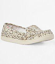 Roxy Lido Animal Print Shoe