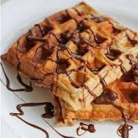El que inveto los Waffles se merece un Premio! Son deliciosos.!