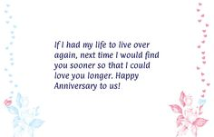 Romantic Anniversary Quotes And Messages For Her