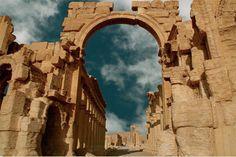 Monumento situado en Palmira el cual  esta declarado patrimonio de la humanidad