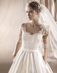wedding dress sinia