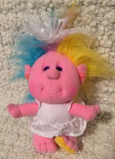Vintage 1989 Playskool Hobnobbins Aunt Bridey. Excellent Condition! #Playskool