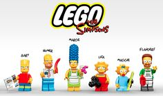 The Simpsons legos | Lego – The Simpsons