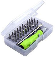 Cheap 32 in Buy Quality screwdriver bits directly from China repair tools kits set Suppliers: 32 in 1 Precision Interchangeable Magnetic Screwdriver Set Mini Screwdriver Bits Repair Tools Kit Set hot selling Phillips Screwdriver, Screwdriver Set, Electric Screwdriver, Ipad, Mobiles, Plastic Box Packaging, Soldering Iron, Cool Things To Buy, Stuff To Buy
