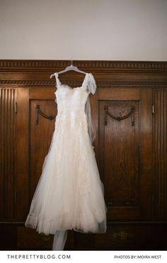 An Open Air Wedding Fairytale | Real weddings | The Pretty Blog