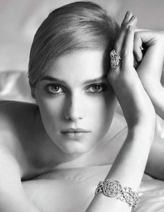 Sigrid Agren - Chanel - Chanel Jewelry S/S 12 Campaign and Behind the Scenes Video
