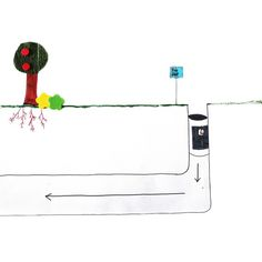 Let's use subterranean tubes and make way for trees and flowers above-ground. #anotherfuture volvogroup.com/techworld