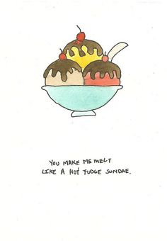 Pick up lines.