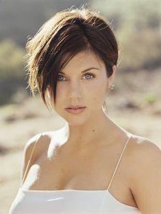 Tiffani Amber Thiessen.