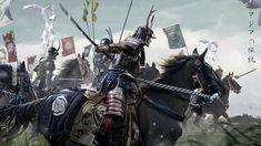 David Benzal: caballería samurái.