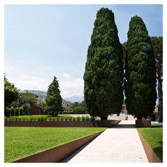 Image 15 of 43 from gallery of Sicillian Farm Renovation / ACA Amore Campione Architettura. Photograph by Sebastiano Amore Love Garden, Garden Pool, Garden Planters, Catania, Landscape Design, Garden Design, Green Terrace, Future Photos, Small Buildings