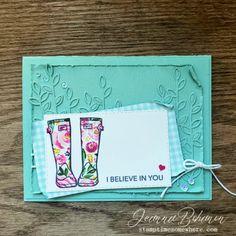 Hi, my Stamping friend! Stampin Up Paper Pumpkin, Hand Stamped Cards, Under My Umbrella, Pumpkin Ideas, My Stamp, Stamping Up, Paper Design, Stampin Up Cards, Card Ideas