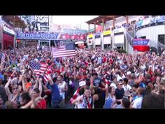 See the World Cup goal reaction that America fell in love with - happened right here in #KCMO!