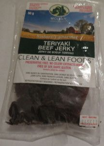 Discover how McLean Clean & Lean™ - Teriyaki beef jerky fared in a jerky review http://jerkyingredients.com/2014/06/08/mclean-teriyaki/ #beefjerky #reviews #food #jerky #ingredients