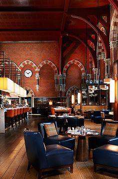 St. Pancras Renaissance Hotel..