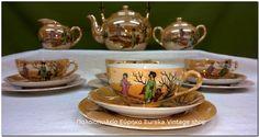 Σερβίτσιο του τσαγιού Ιαπωνικό, 4 ατόμων Shoe Trend, Vintage Shops, Tea Cups, Sweet Home, Tableware, Wedding, Valentines Day Weddings, Dinnerware, House Beautiful