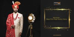 Manawat is an exclusive store and showroom for mens sherwani and other wedding wear like kurta payjama, mens blazer and more. Mens Sherwani, Wedding Sherwani, Churidar, Wedding Wear, Stylish Men, Mens Suits, Special Day, Fashion, Mens Suits Style