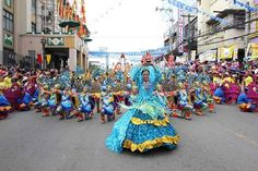 """Cebu city, also known as """"Queen City"""", is the second largest city after Manila Philippines. Sinulog Festival"""