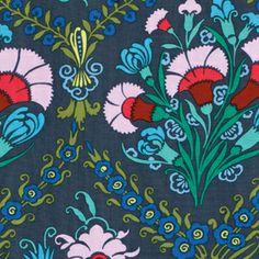 Amy Butler Josephines Boutique in Cobalt di DinoFabric su DaWanda.com
