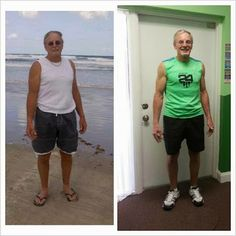 61 year old on Herbalife