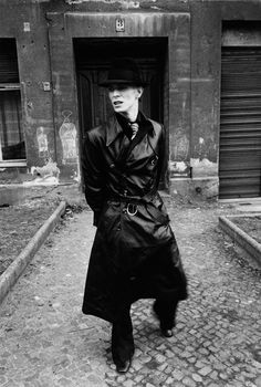 'david bowie, berlin 1976 by *andrew kent*