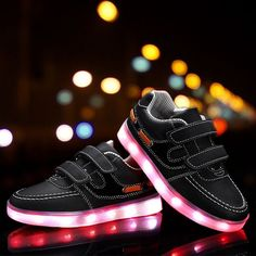 Women's Shoes Shoes New Arrival Glowing Luminous Feminino Baskets With Light Sole Usb Charger Children Led Slippers For Boy&girl Light Up Shoes Price Remains Stable