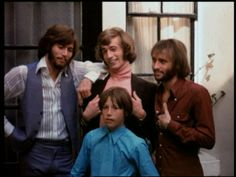 Barry, Robin, Maurice and Andy Gibb