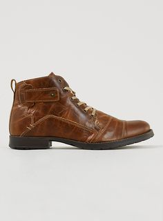 Dune Simon Heavy Duty Ankle Boots*