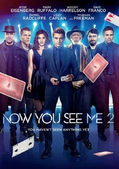 Now You See Me 2 (NYSM) (Mestres da Ilusão) - 2016