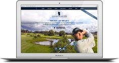 NI Open responsive website