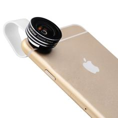 #amazon Mpow® Clip-On 180 Degree Supreme Fisheye Lens For iPhone 6 / 6 Plus, HTC, Samsung and Other Smart Phones (No Dark Circle by the Fisheye lens) - $9.99 (save 50%) #mpow #wireless #phone