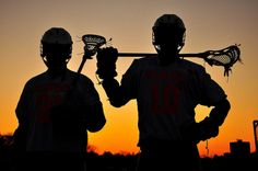 Love lacrosse