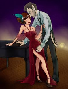 All That Jazz by Samantha-MacLean on DeviantArt Strange Magic, All That Jazz, Heroines, Feminism, Equality, Badass, Deviantart, Unique, Social Equality
