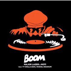 New Major Lazer! U already know!  #Starboy by wizkidayo...