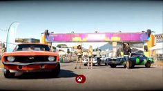 Forza Horizon 2 Gameplay Walkthrough - Part 1 - First Race - Xbox One Ga...