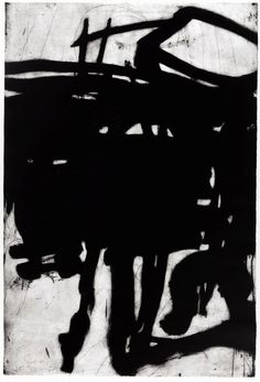 Aida Tomescu (Australia, Romania 30 Oct 1955– ) Title Seria neagra II Year 1999 Media category Print Materials used lift-ground aquatint, drypoint, black ink on Arches paper