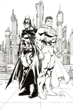 World's Finest by Whilce Portacio
