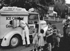 The ice cream man!!