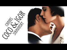 Coco Chanel & Igor Stravinsky | český dabing - YouTube Video Film, Coco Chanel, Youtube, Historia, Youtubers, Youtube Movies