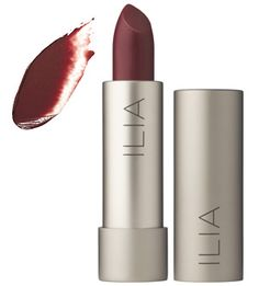 ILIA Lipstick - Femme Fatale - The Most Beautiful Natural Makeup Picks for Fall