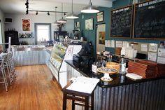 Blue Water Seafood Renovation - Hendersonville NC -Alexander Design Studio