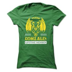 [Special] Team GONZALES Lifetime Member - #gift for men #love gift. CLICK HERE => https://www.sunfrog.com/Names/[Special]-Team-GONZALES-Lifetime-Member-tufcllgpig-Ladies.html?68278