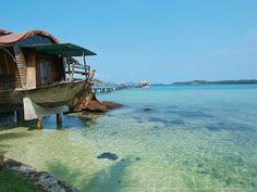 Koh Mhak Island, Trad , Thialand