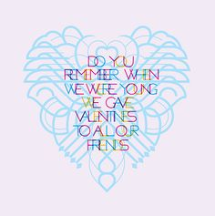 Do you remember when we were young we gave valentines to all our friends. #valentines #heart