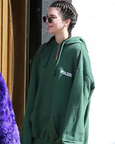 """5,913 Likes, 6 Comments - Kendall Jenner Closet (@kendalljennercloset) on Instagram: """"baby @kendalljenner in the Polizei Hoodie, get yours at @shop.whitemarket for $103! ⚡️ click the…"""""""