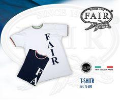 La T-shirt F.A.I.R.® è disponibile online su F.A.I.R.-STORE®, acquista ora qui http://www.fair-store.com/ T-shirt FAIR® is available online at F.A.I.R.- STORE® , buy it now here http://www.fair-store.com/